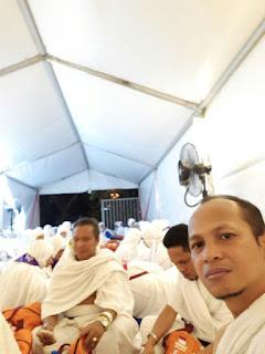 Dapat Gelar, Jamaah Haji Kotabaru Bahagia