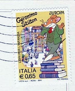 Stilton Stamp - Mail Adventures