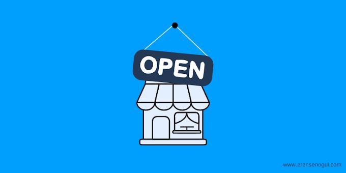 Online Pazaryerlerinde Mağaza Açmak