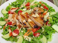 Resep Salad Jamur