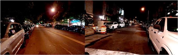 Toque de queda acogido en  su totalidad en el Alto Manhattan pero algunos negocios no cerraron
