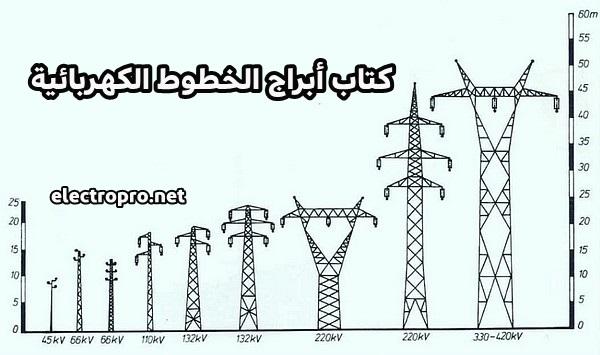 كتاب الأبراج الهيكلية الحديدية للخطوط الكهربائية