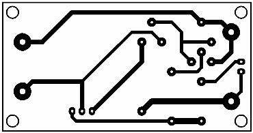Printed Circuit Polarity Protected Charger