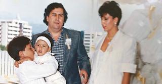 VIDEO inédito de Pablo Escobar como nunca lo habías visto