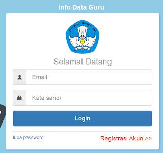 Alamat Cek SIM PKB Terbaru tahun 2019 di https://gtk.belajar.kemdikbud.go.id