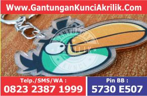 cara pemesanan gantungan kunci sablon grosir dari akrilik yang tahan lama dan murah, mencari gantungan kunci sablon unik dari bahan akrilik mengkilap, kontak gantungan kunci sablon berkualitas dari akrilik yang tahan lama