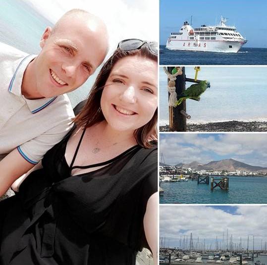 Fuerteventura to Lanzarote Day Trip