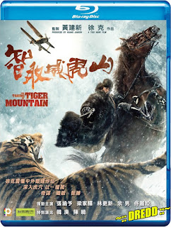 The Taking Of Tiger Mountain (2014) UNCUT 720p HEVC BluRay x264 ESubs  [Dual Audio] [Hindi OR Chinese] [800MB]