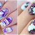 Easy Vintage Roses Nail Art - Maniswap with Paulina's Passions! [VIDEO TUTORIAL]