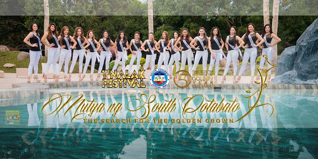 Meet the 18 Candidates of the Search for Mutya ng South Cotabato 2016
