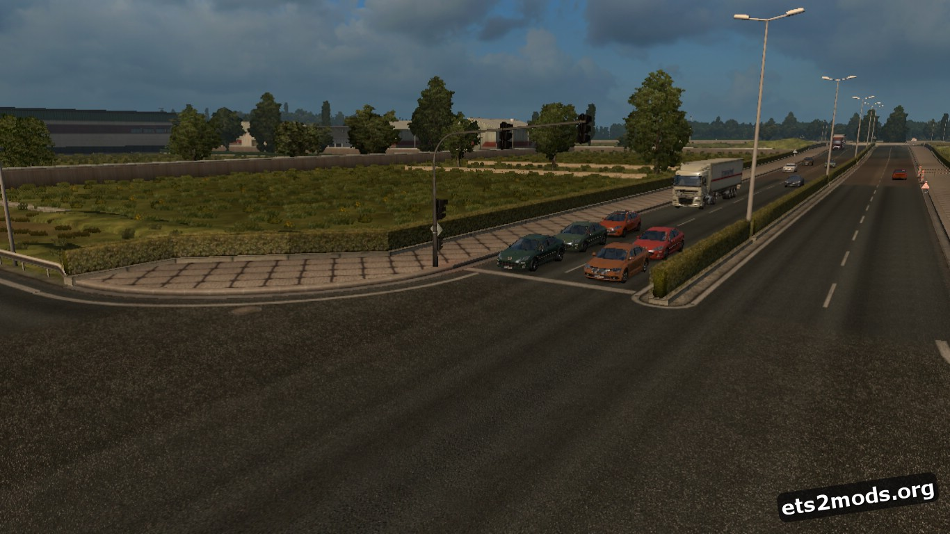 DP's Realistic Traffic Mod 0.1.7