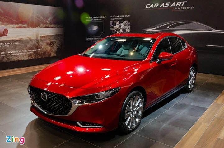 Mazda3 2021 sẽ có bản hiệu suất cao dùng động cơ tăng áp?