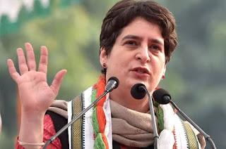 महासचिव प्रियंका गांधी 21 मार्च से असम दौरे पर, करीब आधा दर्जन जनसभाओं को करेंगी संबोधित