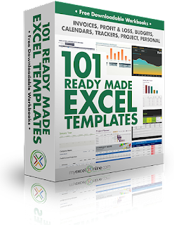 FREE 101 Ready Made Excel Templates 2020