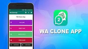 Clonapp Messenger - Aplikasi Sadap WA