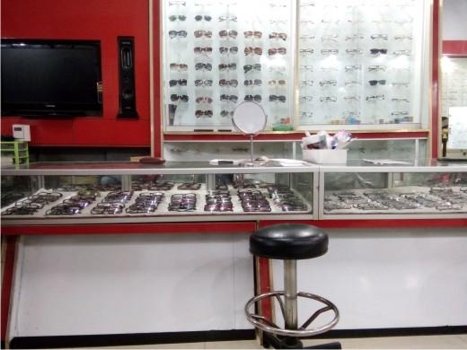Periksa Mata dan Beli Kacamata di Optik Yanikmatilah Saja