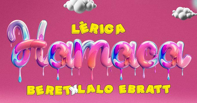 """Lérica se une a Beret y Lalo Ebratt para presentar """"Hamaca"""""""