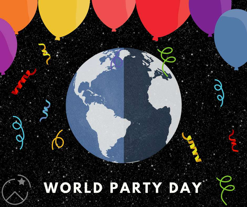 World Party Day Wishes Images download