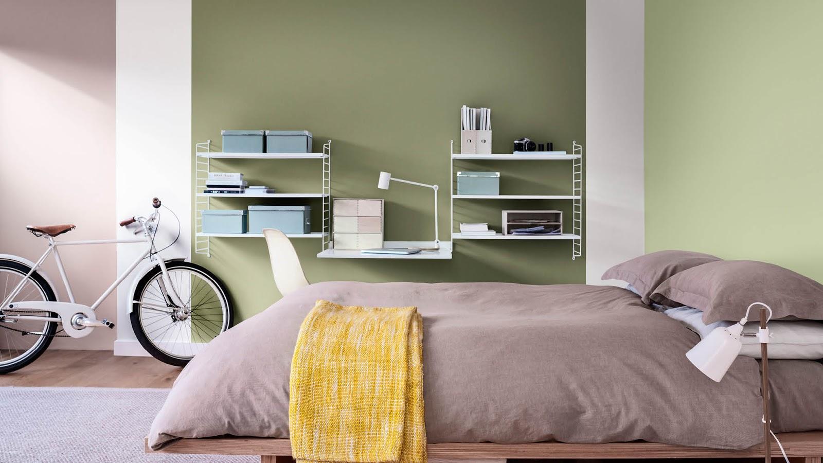4 cara untuk menggunakan Dulux Colour of the Year di kamar ...