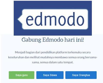 Cara Membuat Akun EDMODO bagi Mahasiswa