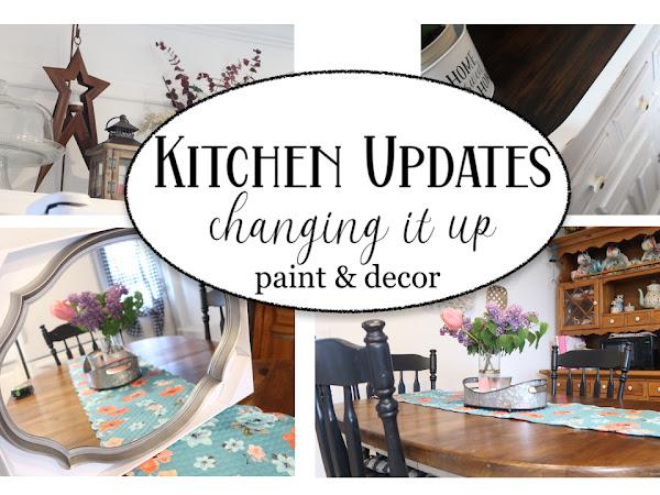 Sharing some Kitchen Updates!