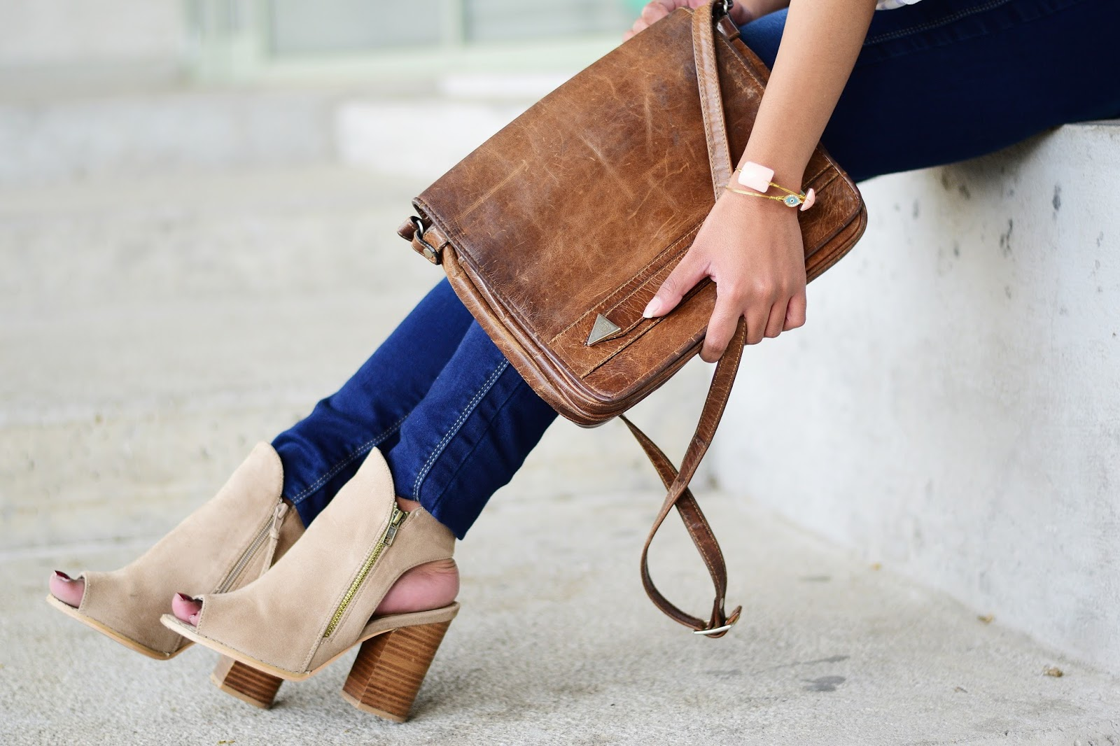 suede ankle boots outfit