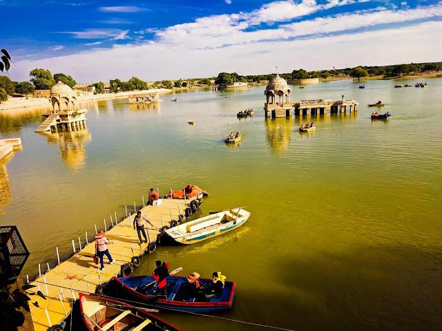 Gadisar Jaisalmer Photo By Sumer Sodha