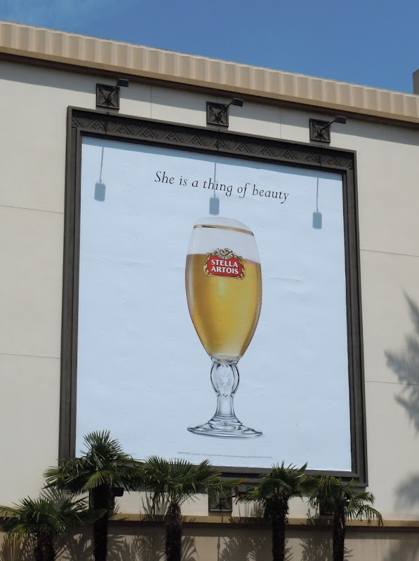 Thing of Beauty Stella billboard