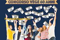 Logo Concorso Végé 60 anni: vinci buoni spesa fino a 500€! Scopri l'anticipazione