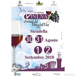 Vinuva, Festival del Vino e dell'Uva 2018