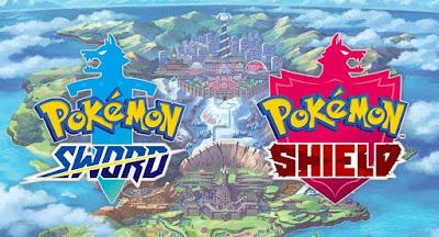 Videojuego Pokemón Sword Shield