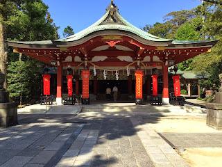 久伊豆神社例大祭神楽(平成26年9月28日)