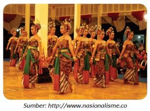 Tari Bedhaya Ketawang, dari Surakarta www.simplenews.me
