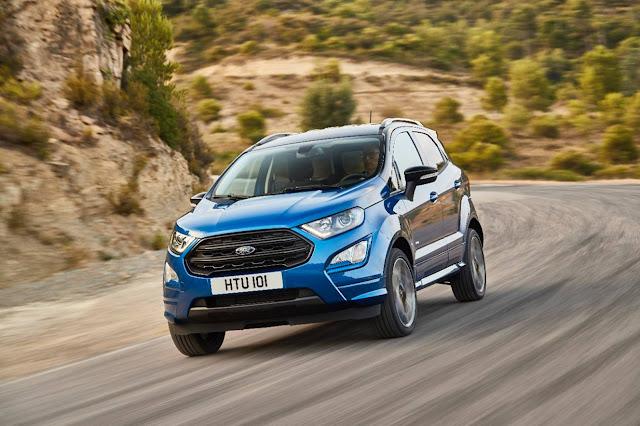 Ford EcoSport com novos valores e passa dos R$ 100 mil