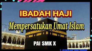 Perintah ibadah haji