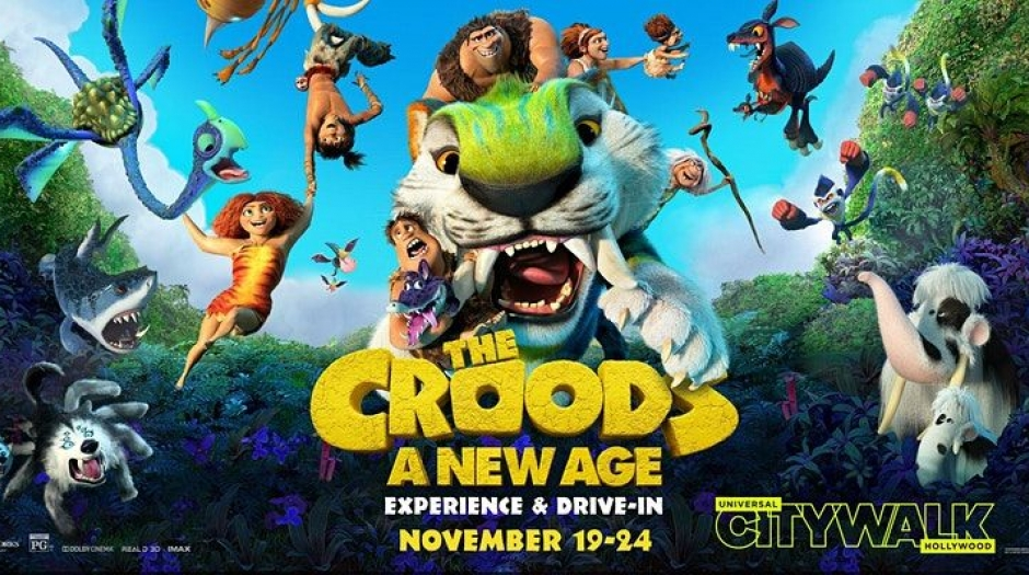 The Croods: A New Age 2020 Full Movie Review In 3Movierulz