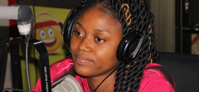 Eshun Breaks Silence on Her Alleged Relationship with Manager