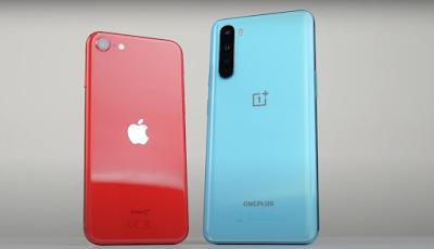 OnePlus vs iPhone SE Diku Technical