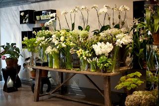 Beautiful Hochiminh flower shop