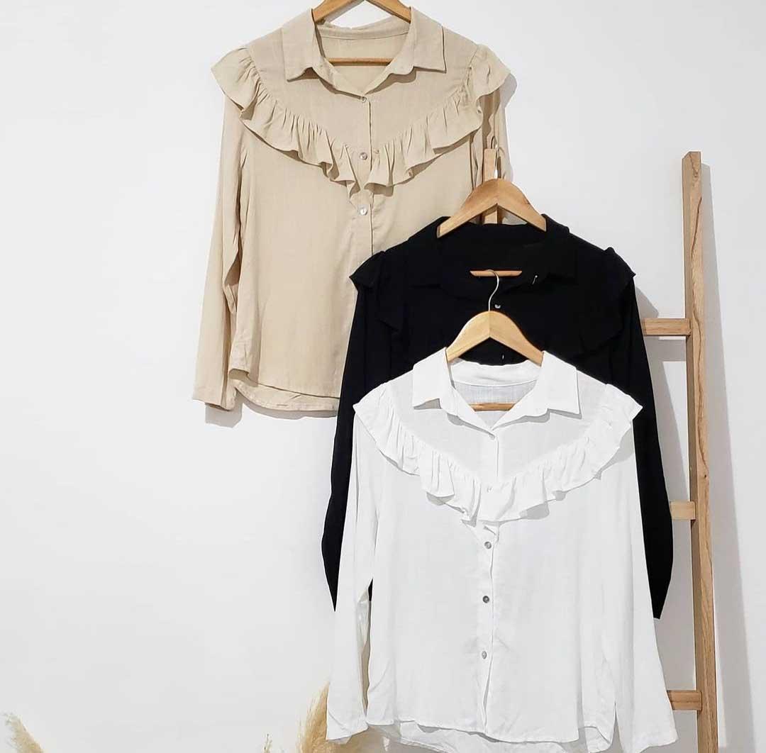 camisas otoño invierno 20221 moda mujer