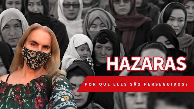 por que os hazaras são perseguidos pelo talibã