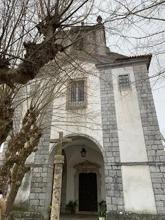 Igreja de São Martinho em Sintra