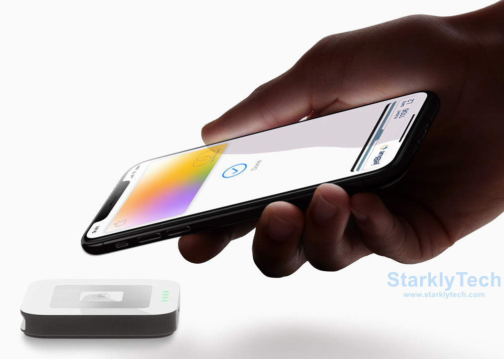 Apple Card as a payment service platform