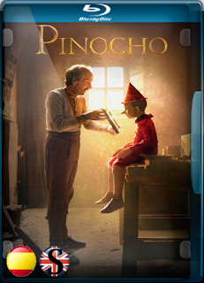 Pinocho (2019) REMUX 1080P ESPAÑOL/ITALIANO