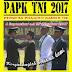 PENERIMAAN CALON PERWIRA PRAJURIT  KARIR TNI 2017 SELURUH INDONESIA