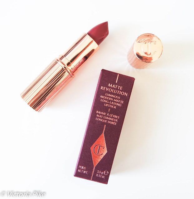 Charlotte Tilbury Bond girl review