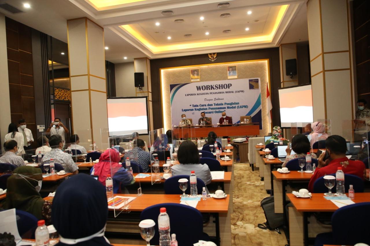BP Batam Gelar Workshop LKPM Untuk Memantau Realisasi Target Investasi