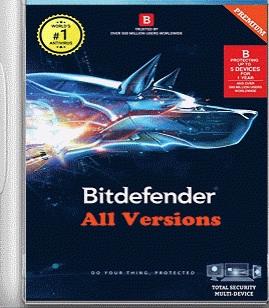 Bitdefender Free Donload All Version