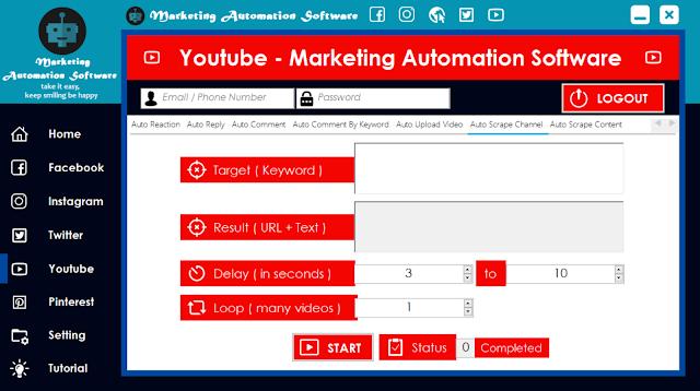 Cara Cepat Mengambil Link Video Youtube Secara Automatis