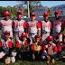 Roban utilería Deportiva de la Escuela de Béisbol Alfredo Rocha.